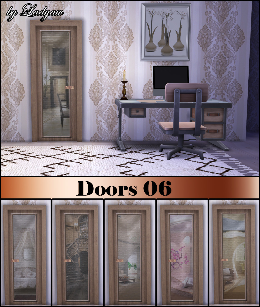 Doors 06 by Ladyaw