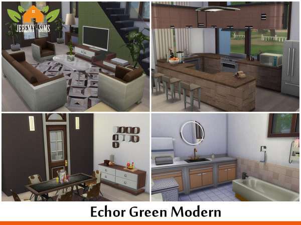 Echor Green Modern by jeremy-sims92