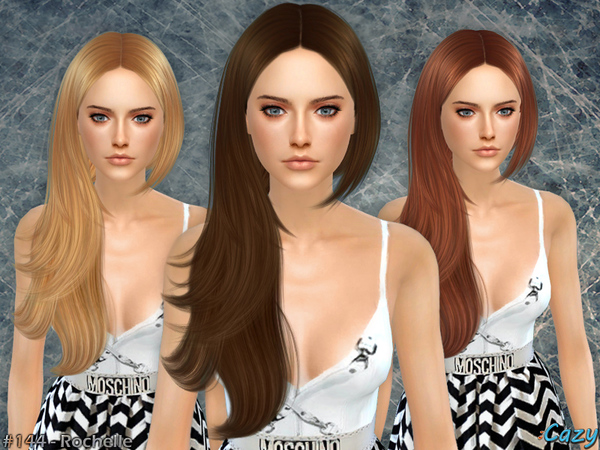 Rochelle Hairstyle - Conversion by Cazy