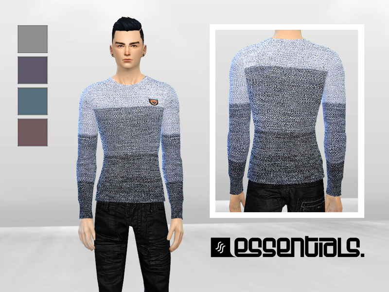 Djinn Knit Sweater BY McLayneSims