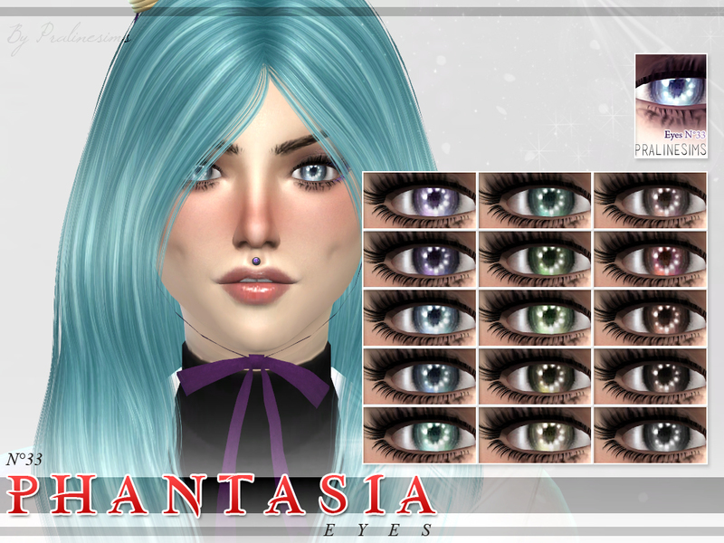 Phantasia Eyes  N33  BY Pralinesims