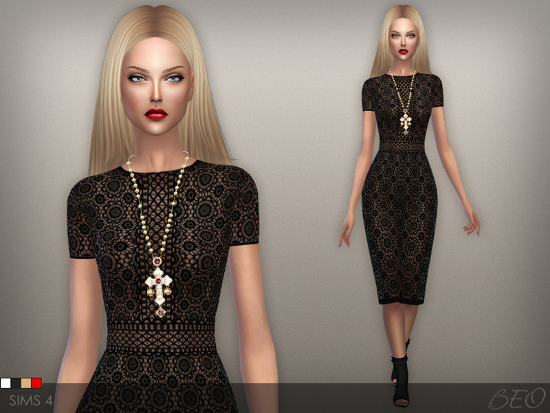 Lace Dress by BEO