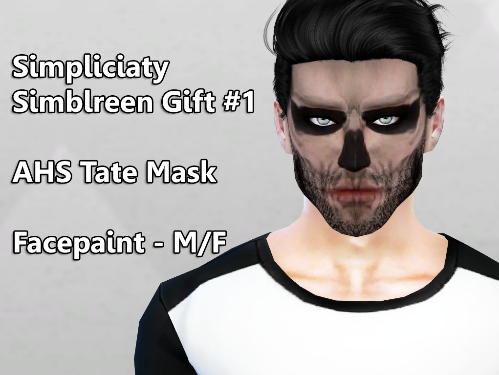 AHS Tate Mask by Simpliciaty