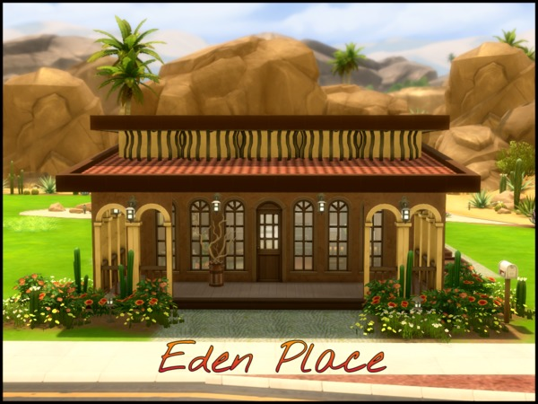 Eden Place by sparky