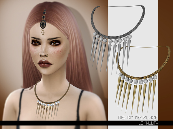 LeahLilith Disarm Necklace