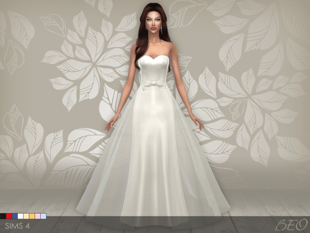 WEDDING DRESS 01 by BEO