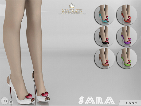 Madlen Sara Shoes by MJ95