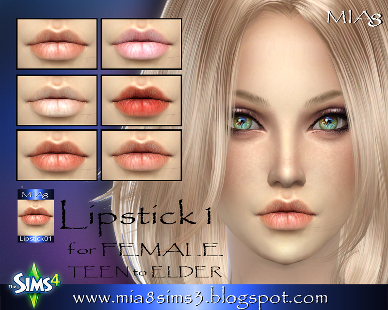 Lipstick for Female by Mia8