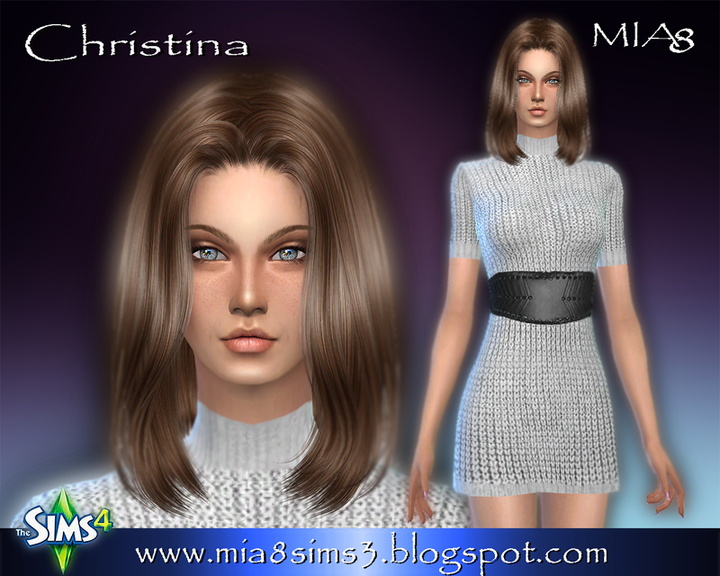Christina by Mia8