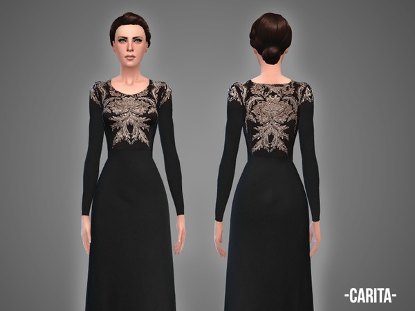 Carita - gown by -April-