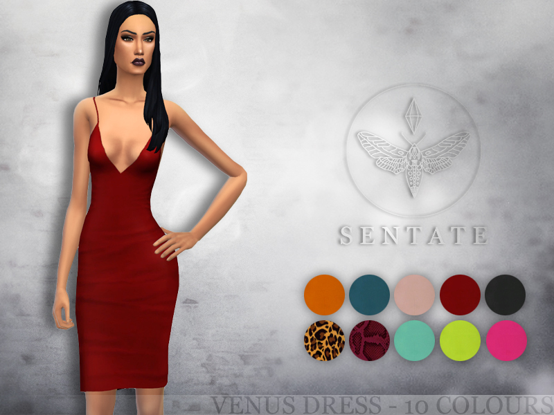 Venus Dress BY Sentate