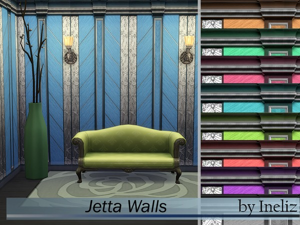 Jetta Walls by Ineliz