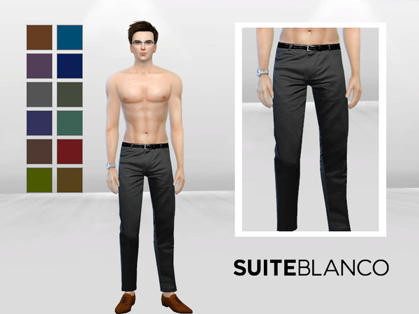 Business Smart Cropped Pants by McLayneSims