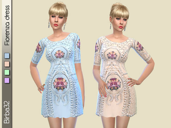 Fiorenza dress by Birba32