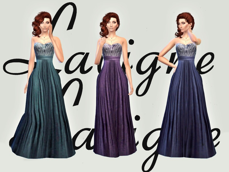 Noela Dress  BY Karla Lavigne
