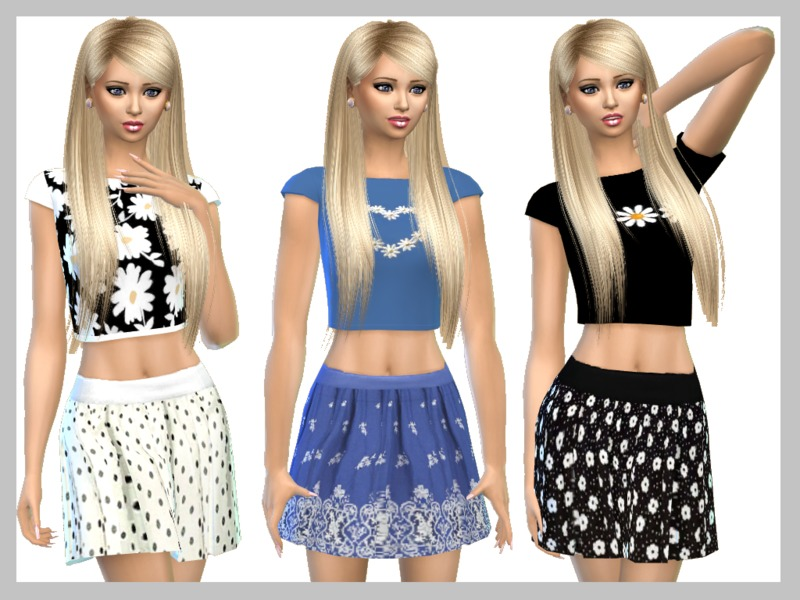 Skirts Set  BY SweetDreamsZzzzz