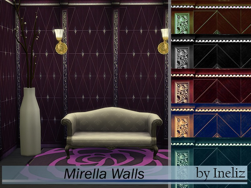Mirella Walls BY Ineliz