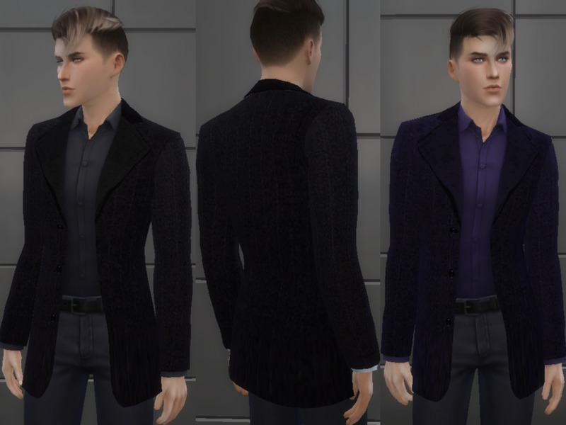 TatyanaName - Coat for males  BY TatyanaName
