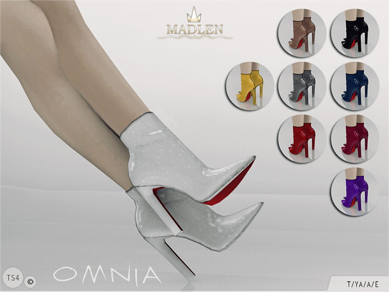 Madlen Omnia Boots  BY MJ95