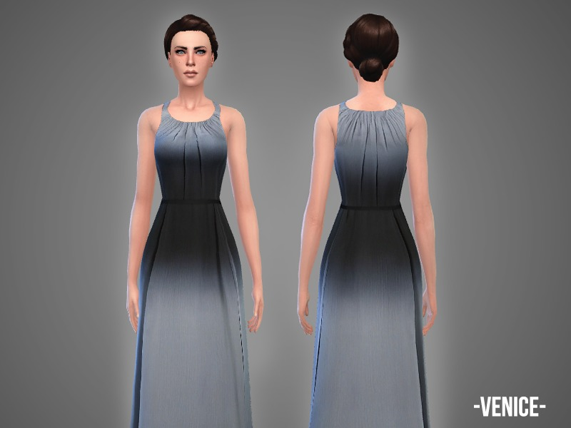 Venice - gown BY -April-