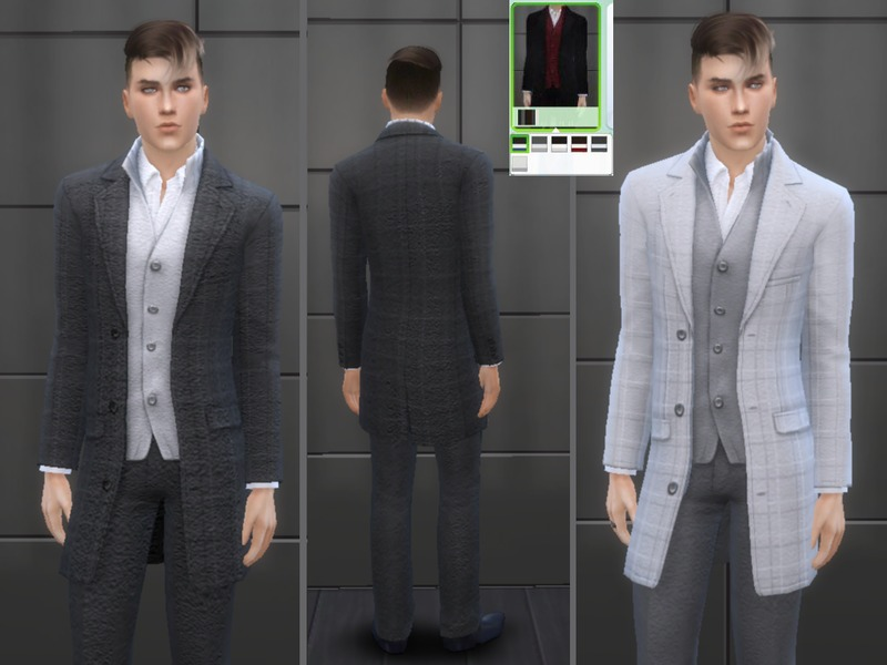Suit for males  BY TatyanaName