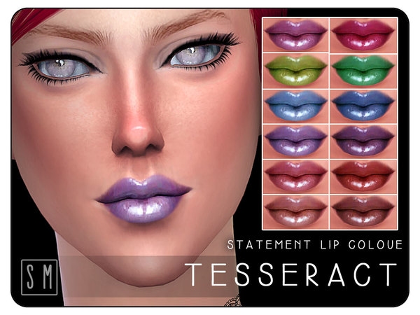 Statement Lip Colour by Screaming Mustard