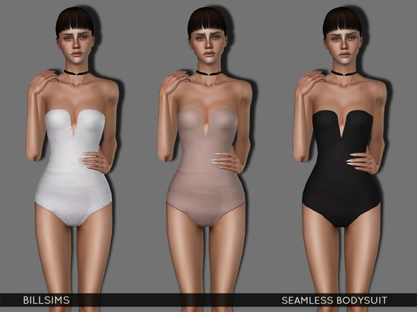 Seamless Bodysuit by Bill Sims