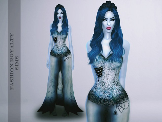 Corpse Bride Collection by fashionroyaltysims