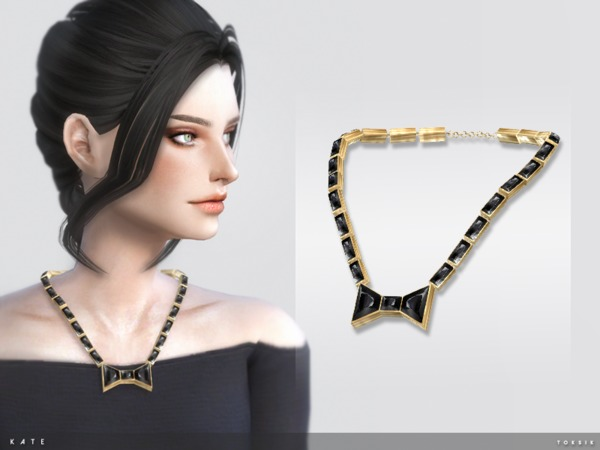 toksik - Kate Necklace