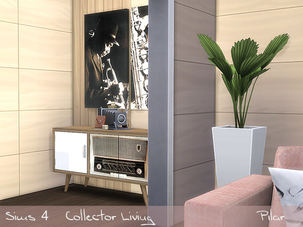 Collector Living by Pilar