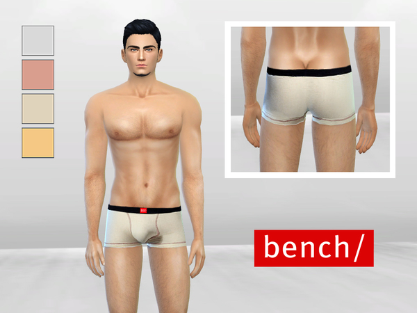 Simplicity Cotton Boxer Brief by McLayneSims