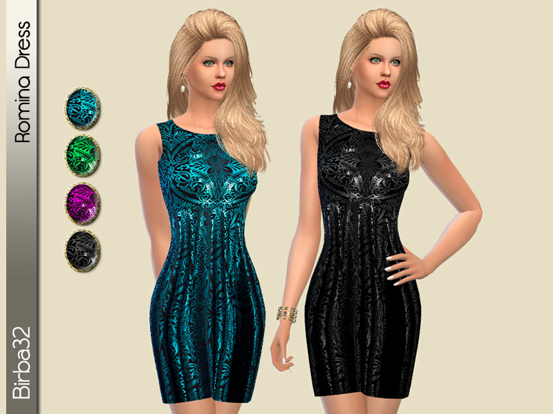 Romina dress BY Birba32