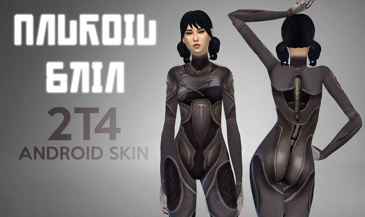 TS2 Android Skin Conversion by ImTater