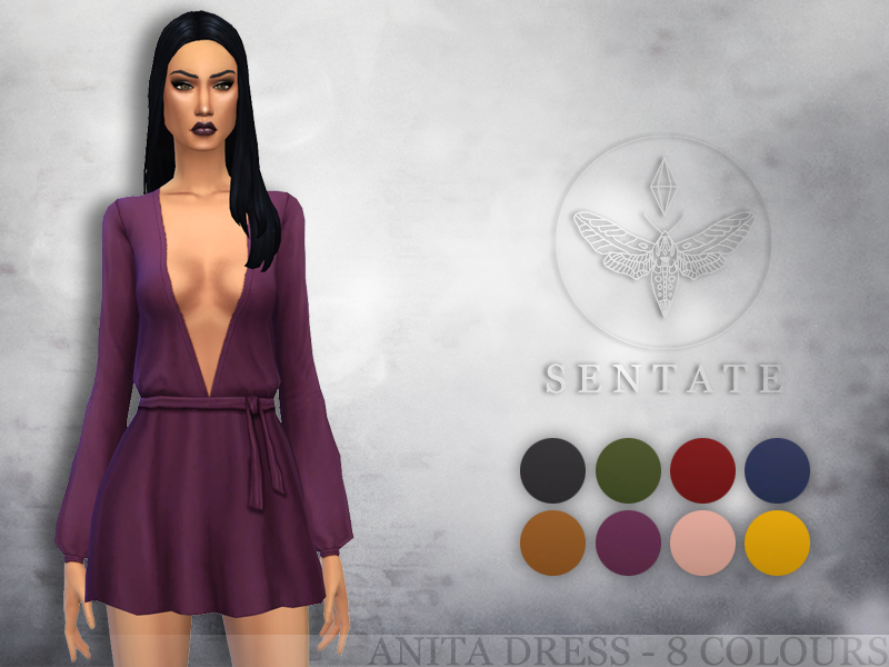 Anita Dress BY Sentate