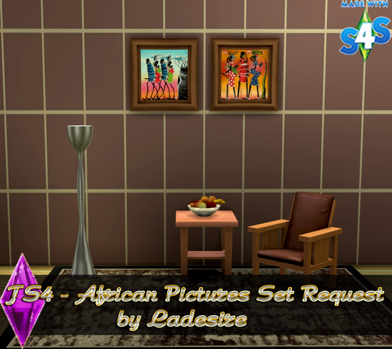 African Pictures Set Request by Ladesire