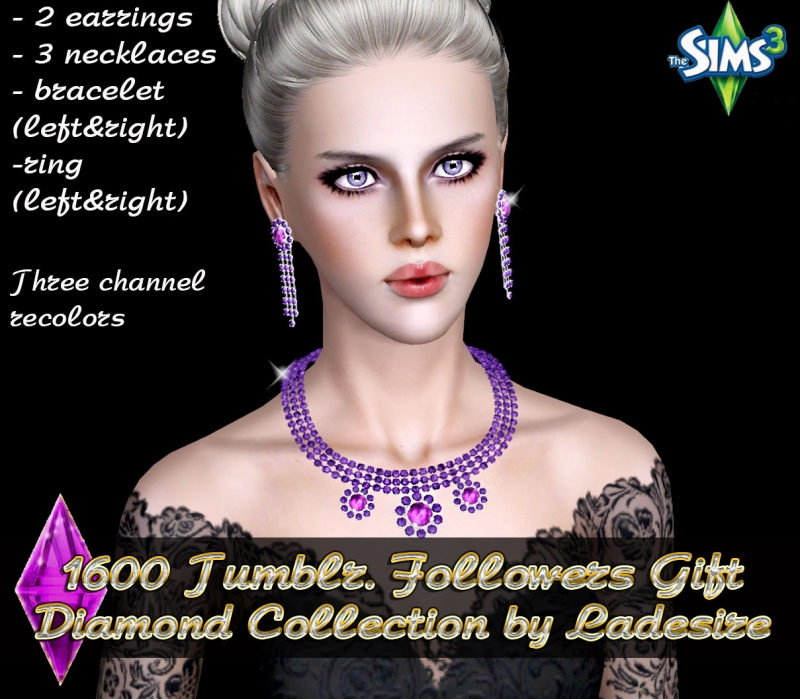 Diamond Collection by Ladesire