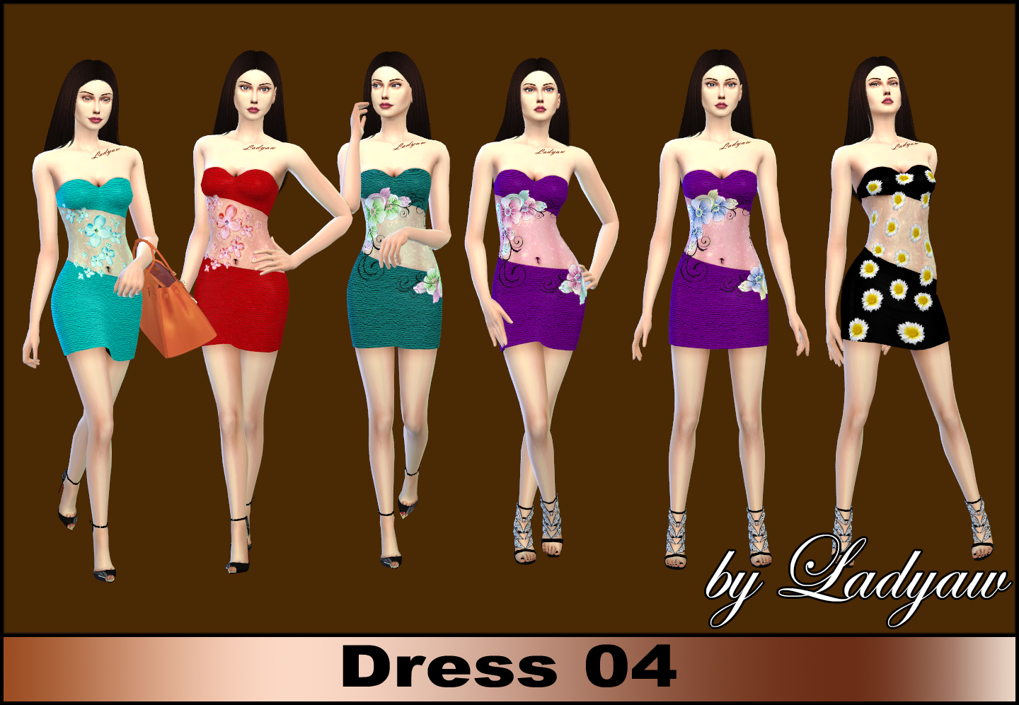 Dress 04 by Ladyaw