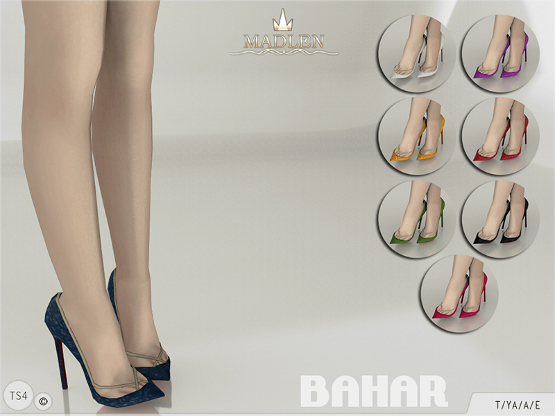 Madlen Bahar Shoes  BY MJ95