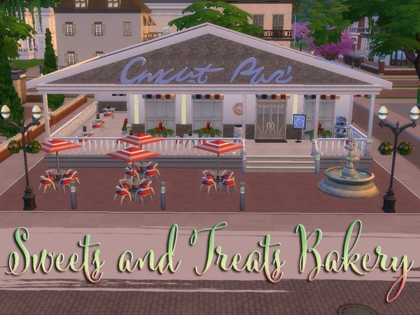 Sweets And Treats Bakery by GeekMina