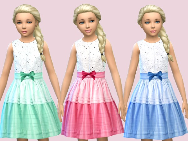 Chloe Dress by SweetDreamsZzzzz