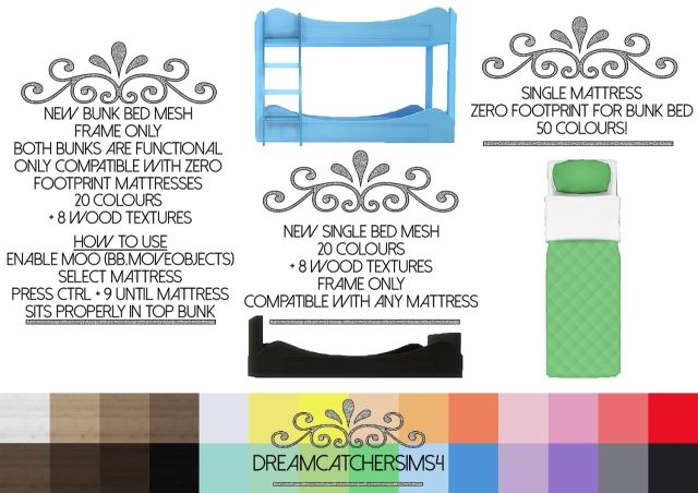 Alana Bed Set by Dreamcatcher
