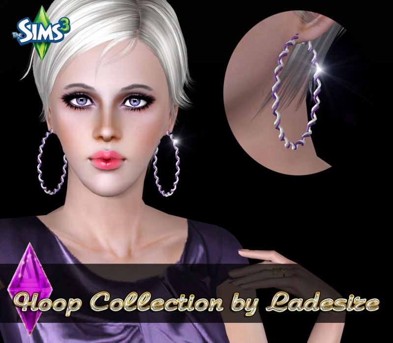 Hoop Collection by Ladesire