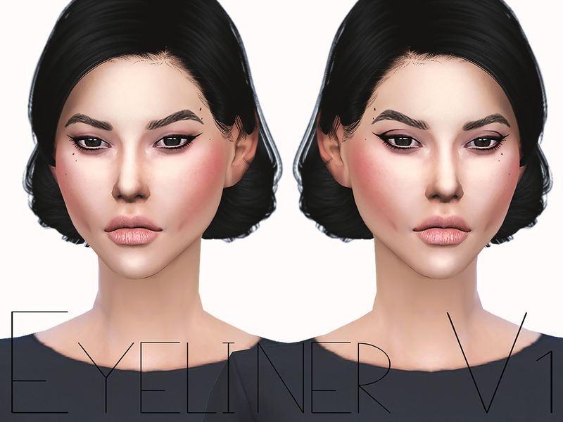 Eyeliner V1 BY Ms Blue
