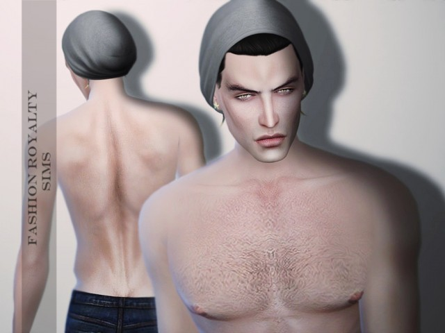 Legrand Skin - Male Realistic Skin by fashionroyaltysims