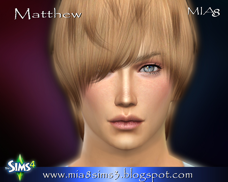 Matthew by Mia8