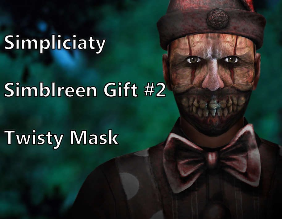 Twisty Mask by Simpliciaty