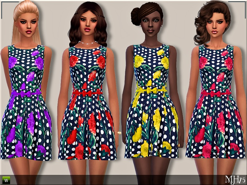 S4 New Girl Dress BY Margeh-75