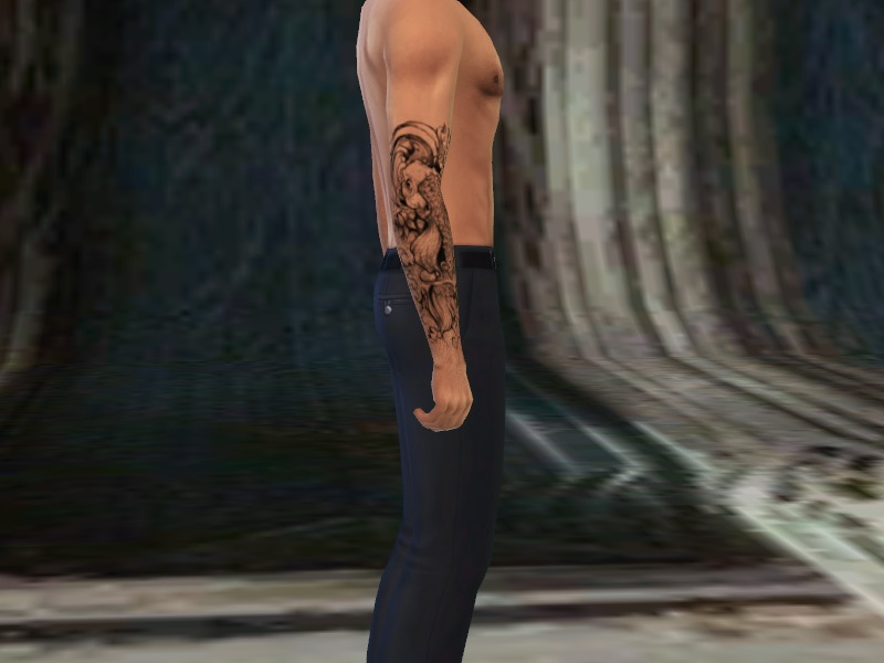 Koi_Tattoo_male BY Lady0489