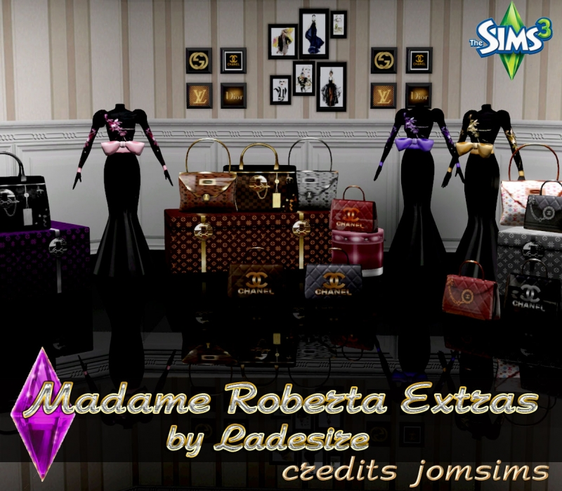 Madame Roberta Extras by Ladesire