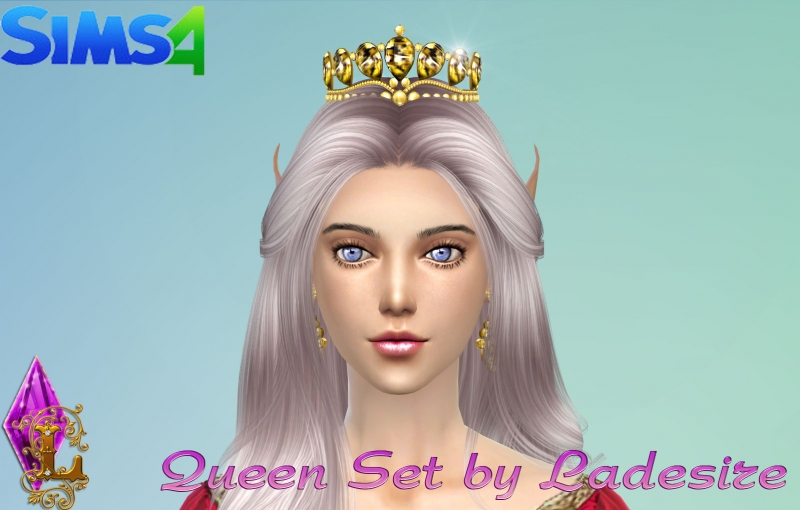 Queen Set by Ladesire